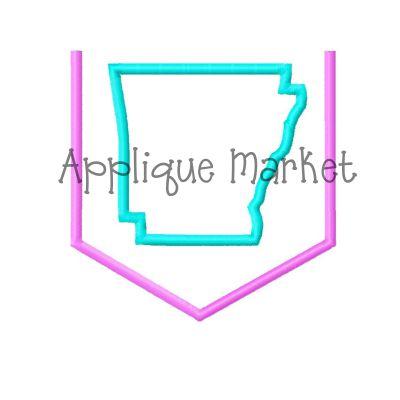 Appli-Pocket 1 Arkansas