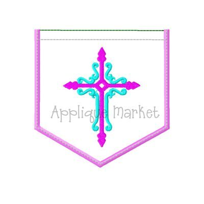 Appli-Pocket 2 with Cross