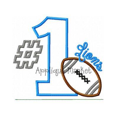 Football No. 1 Lions
