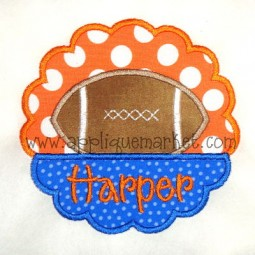 Football Scallop