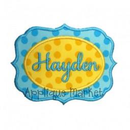 Hayden Frame