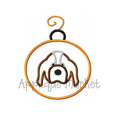 Hound Ornament
