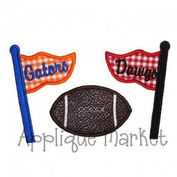 House Divided Pennants