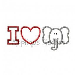 I Heart Elephant