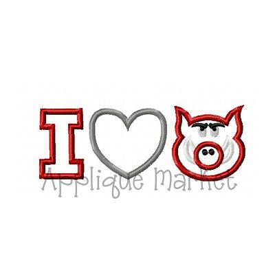 I Heart Hog