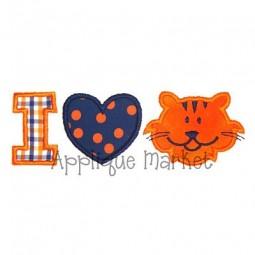 I Heart Tiger