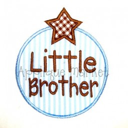 Little  Brother Circle Star