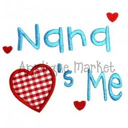 Nana Hearts Me