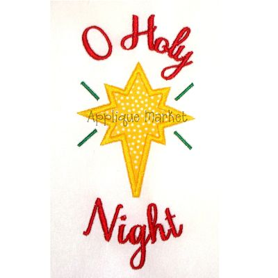 O Holy Night Star