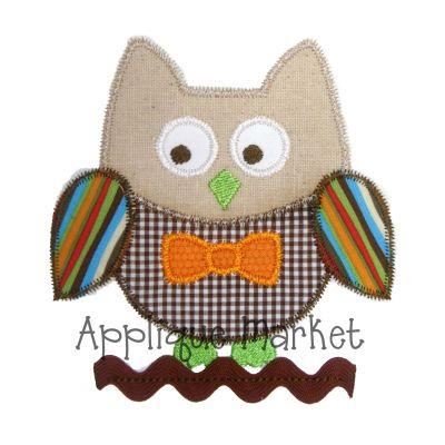 Owl Bowtie