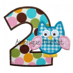 Owl Number Set