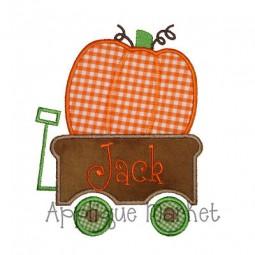Pumpkin Wagon II