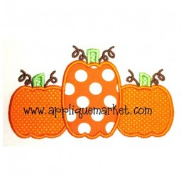 Pumpkin Trio