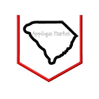 Appli-Pocket 1 South Carolina