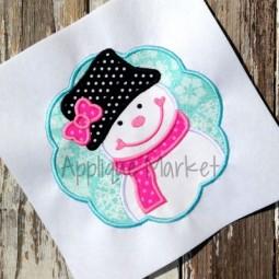 Snowgirl Scallop