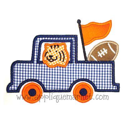 Tiger Truck