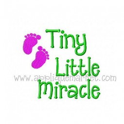 Tiny Little Miracle