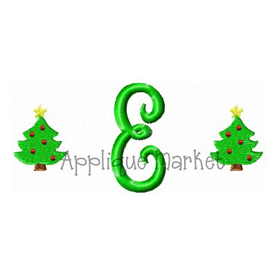 Tree Mini Monogram