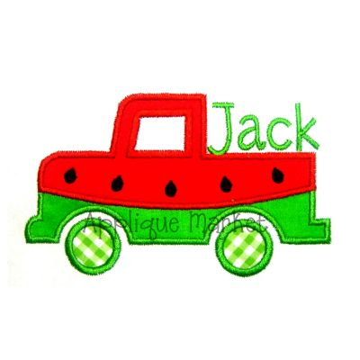 Truck Watermelon