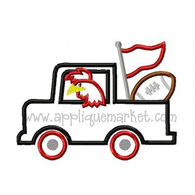 Rooster Truck
