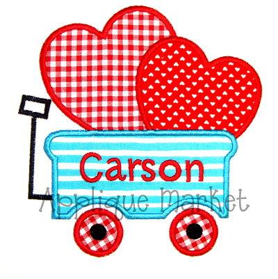 Heart Wagon