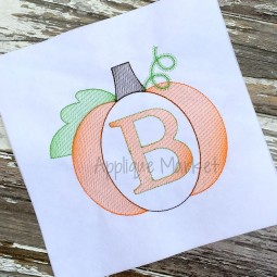 embroidery sketch fill pumpkin fall_opt