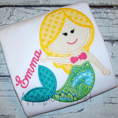 Madeline Embroidery Alphabet