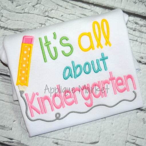All About Kindergarten