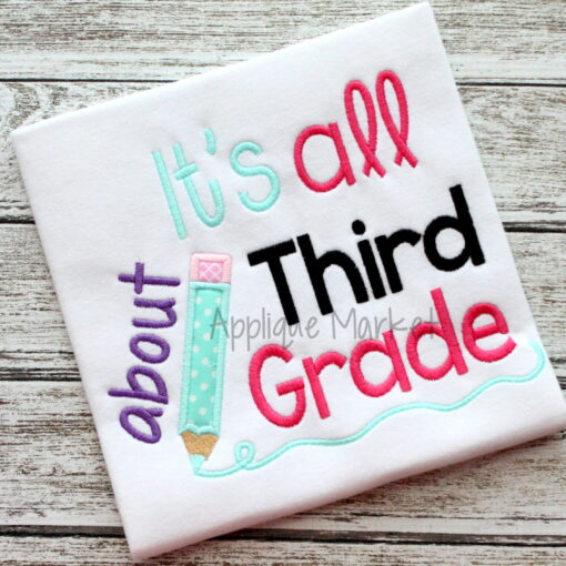 All About Third Grade