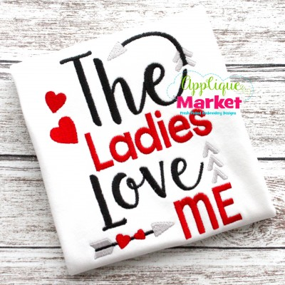 The_Ladies_Love_Me Sample