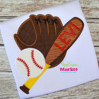 Bat Ball Glove