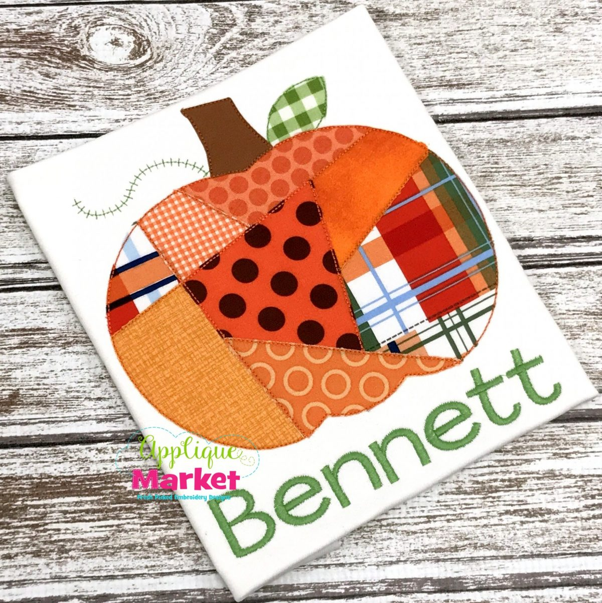 Perfect Pumpkin Patchwork