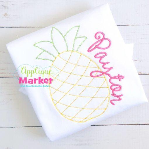 Pineapple Vintage 2