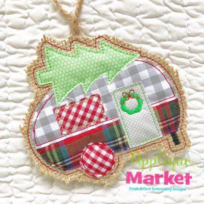 Christmas Applique Market