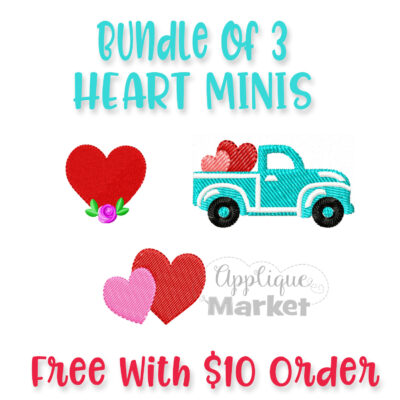 Mini Bundle Hearts